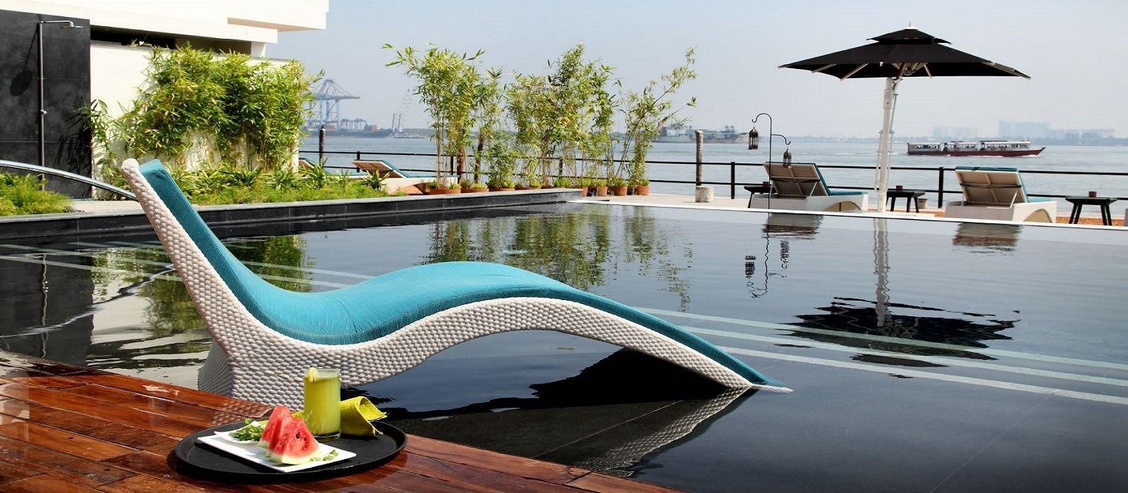 Hotel Xandari Harbour Südindien