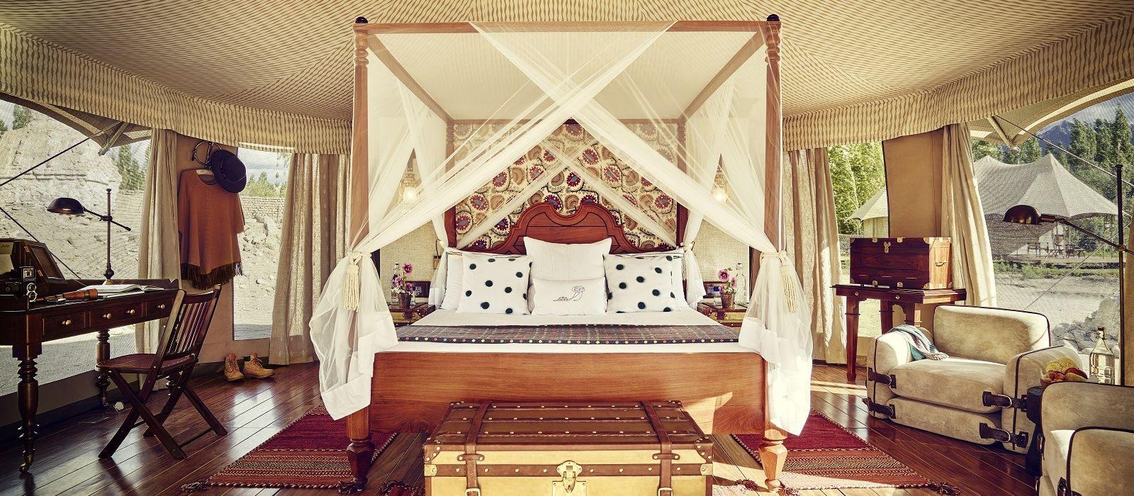 Hotel The Chamba Camp, Thiksey Himalaja