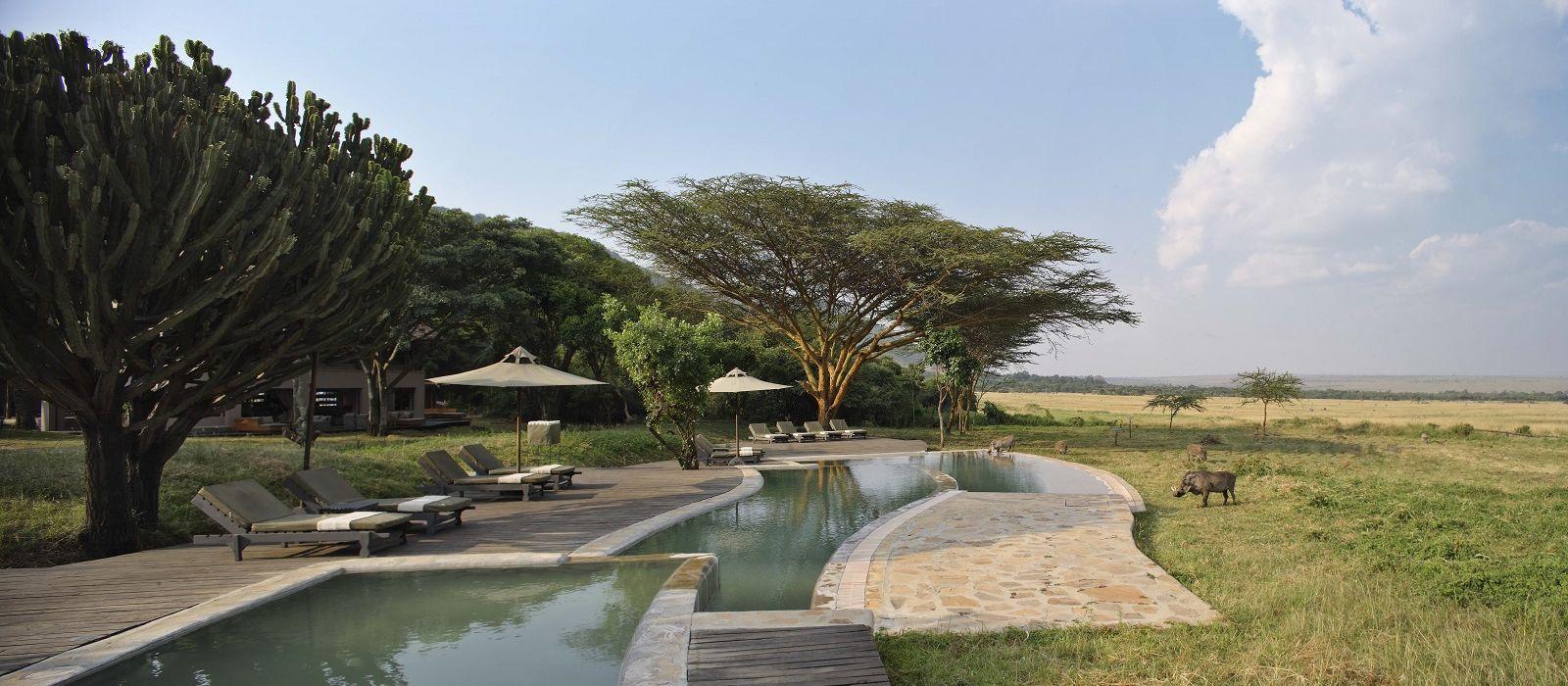 Hotel Kichwa Tembo Kenya