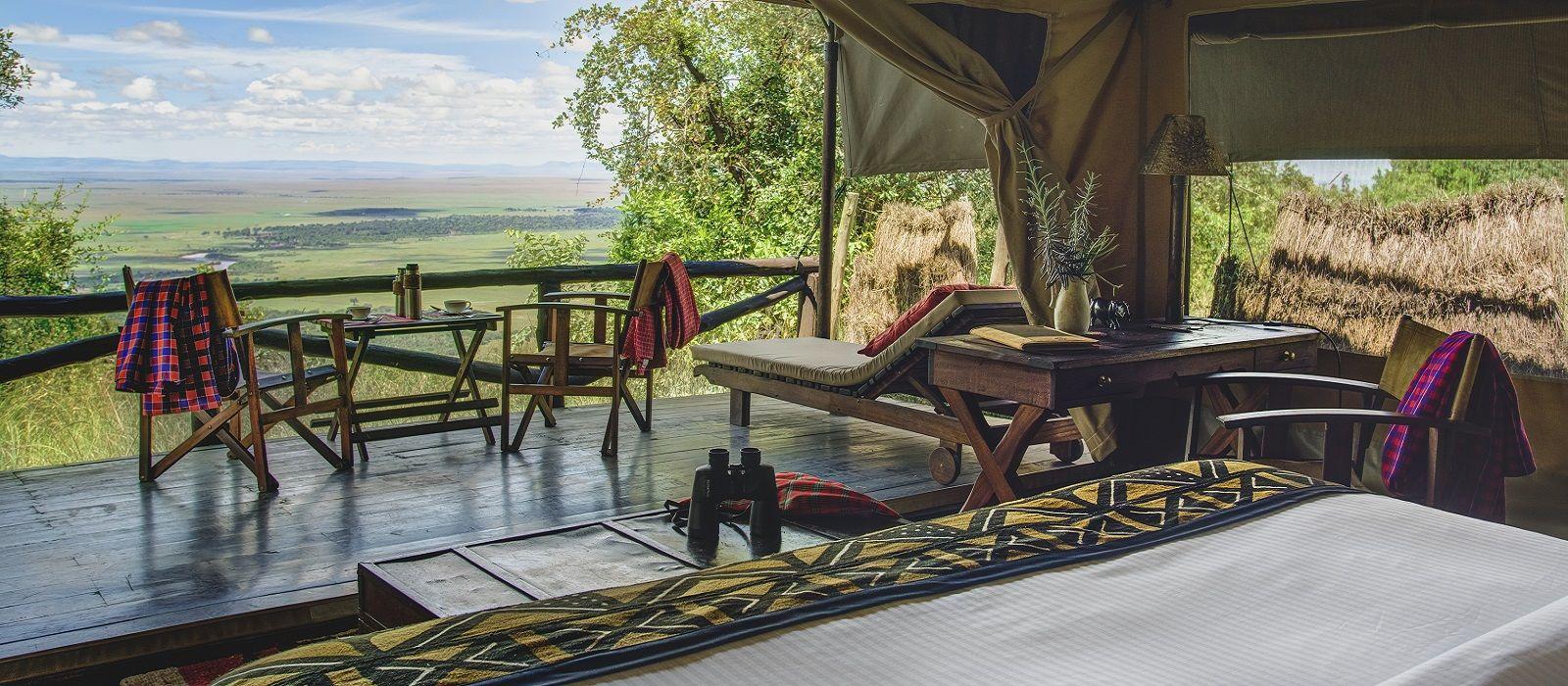 Kilima Camp Kenya DMC