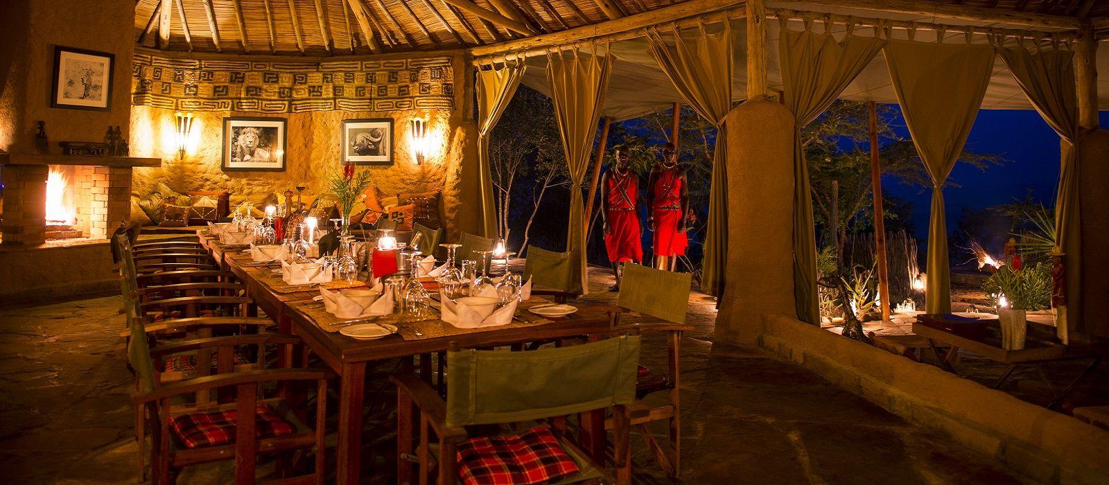 Hotel Kilima Camp Kenya