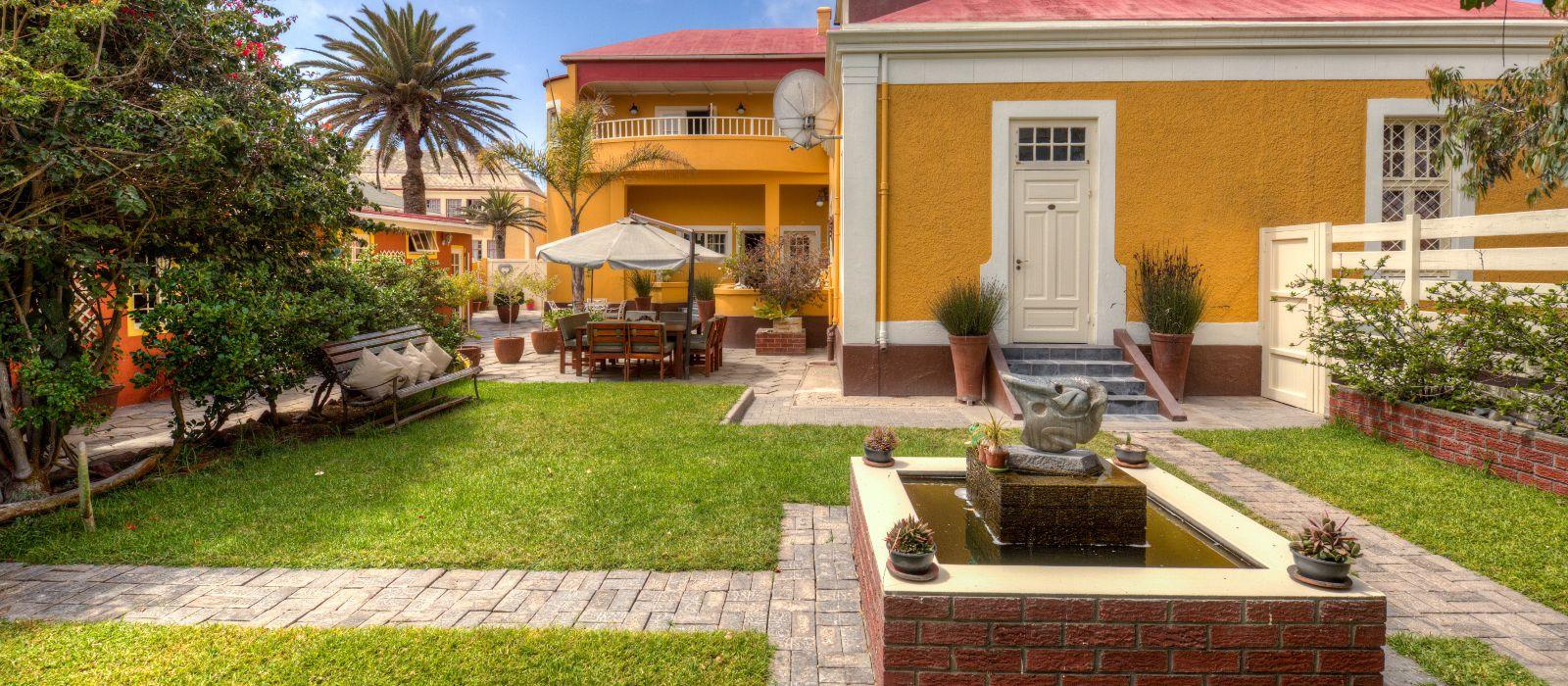 Hotel Villa Margherita Namibia