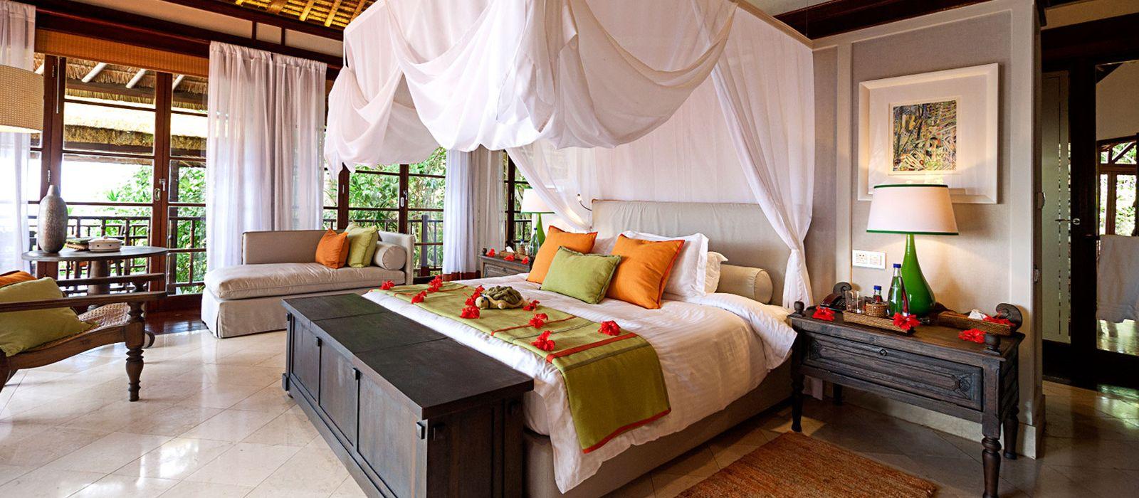 Hotel Frégate Island Seychelles