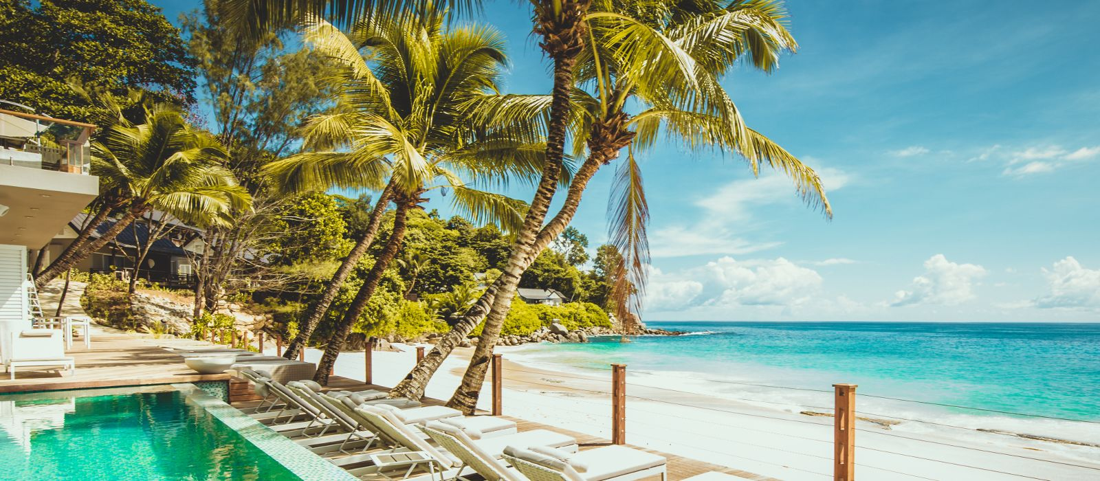 Hotel Carana Beach  Seychelles