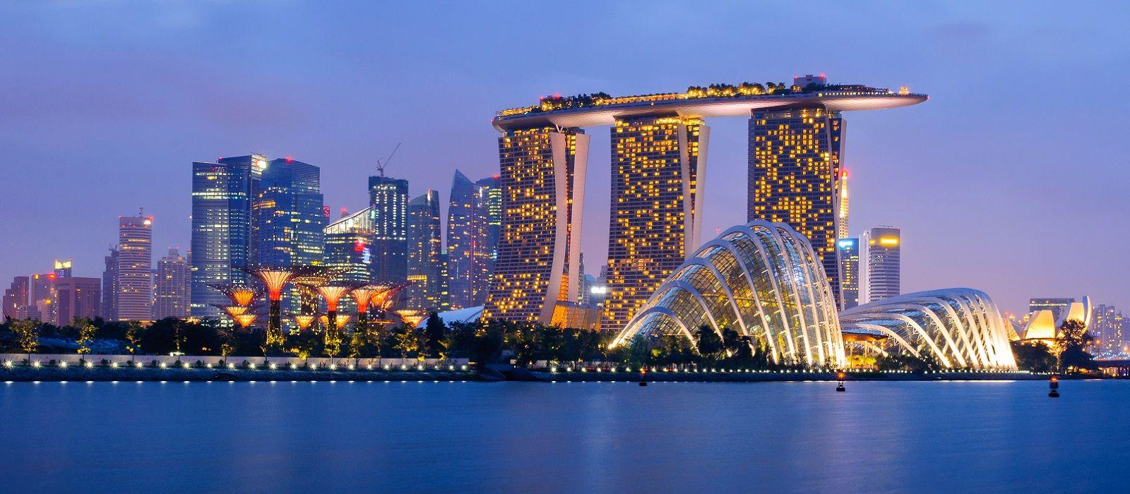 Destination Singapore Singapore