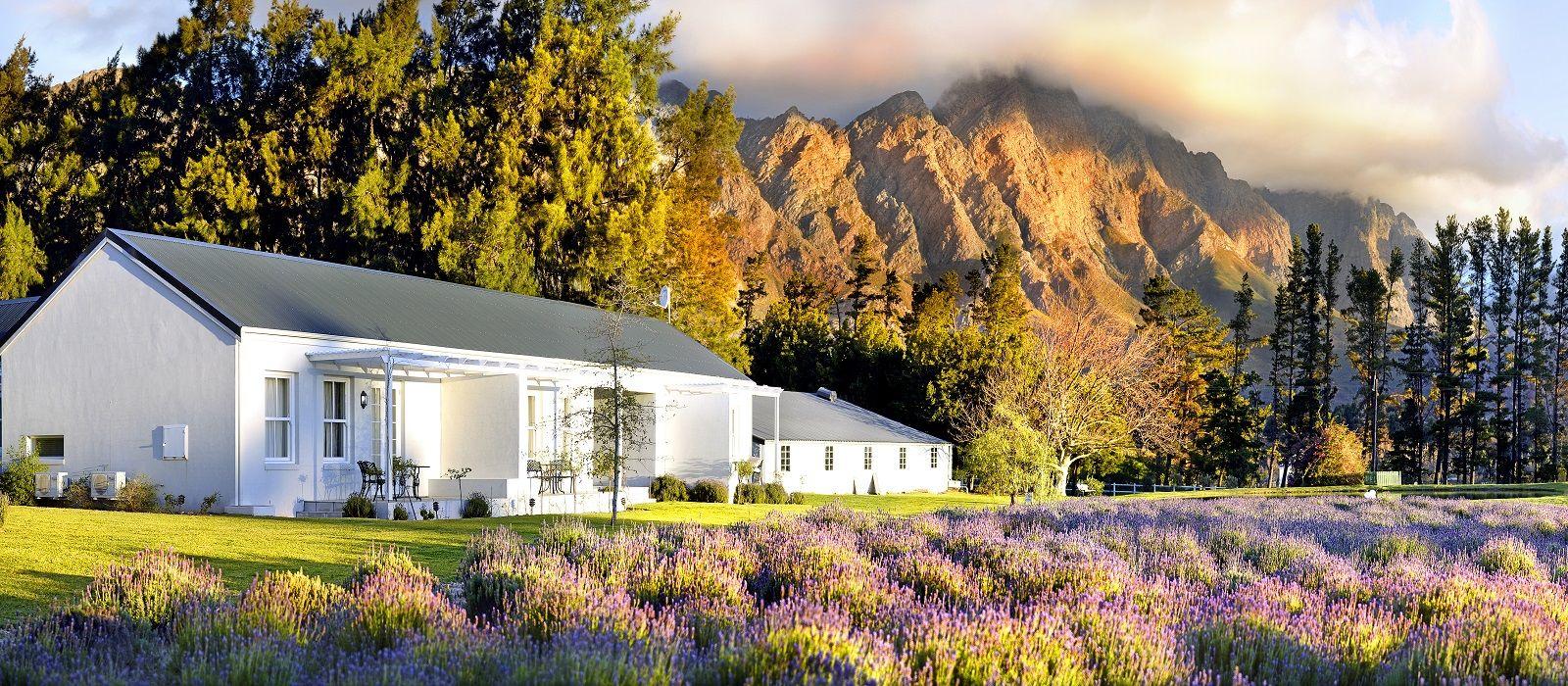 Hotel Lavender Farm Guest House Südafrika