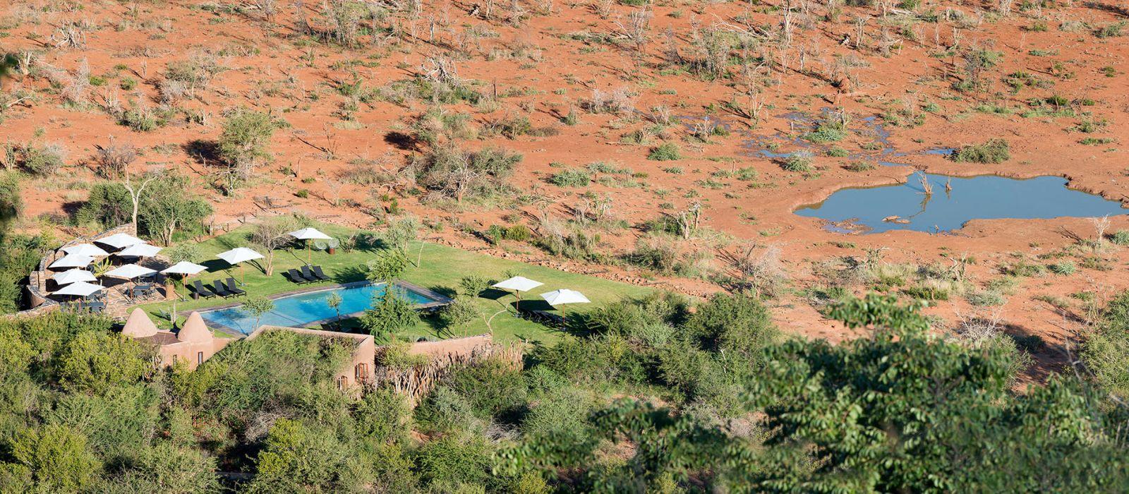 Hotel Madikwe Lelapa Südafrika