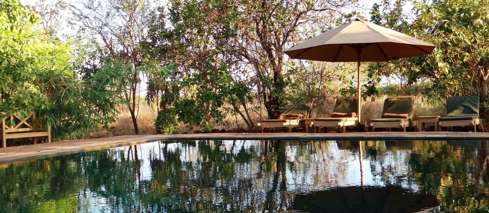 Hotel iKweta Safari Camp Kenia