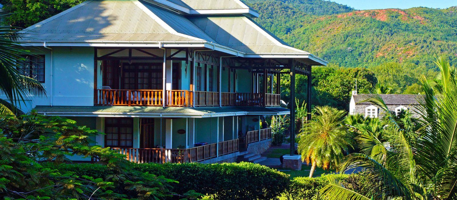 Hotel L'Archipel  Deluxe Seychellen