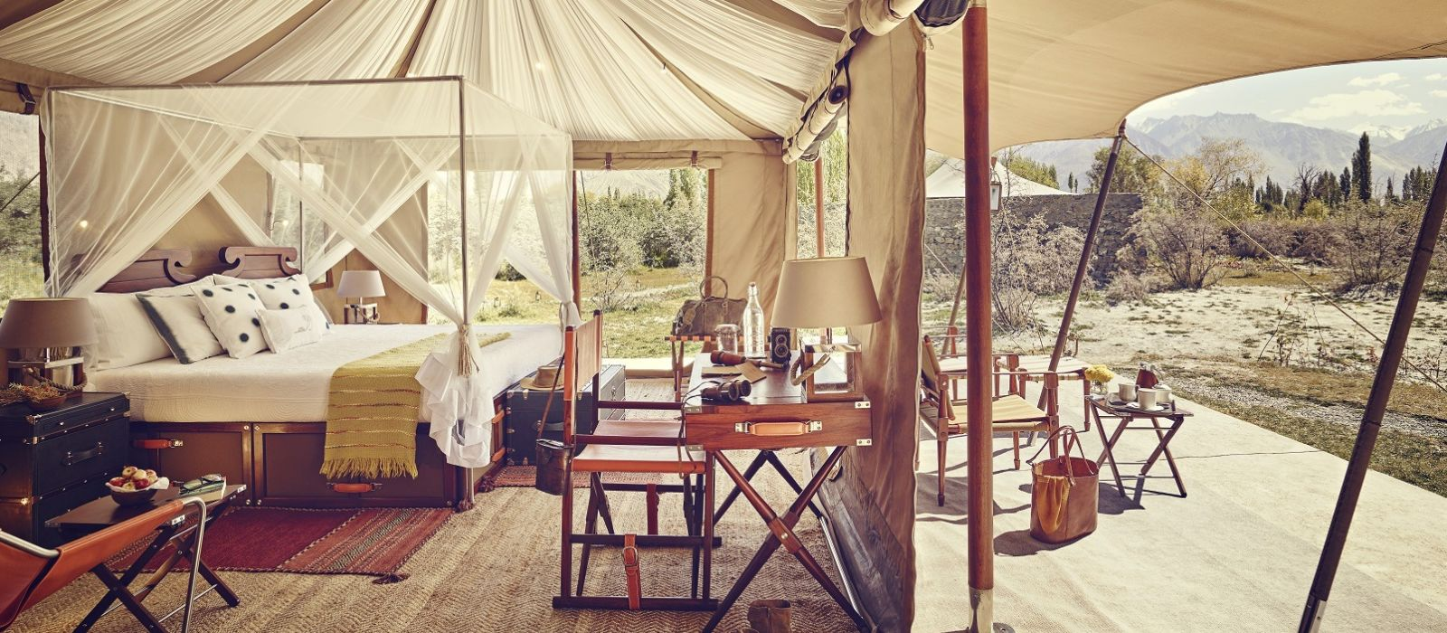 Glamping in The Land of the Lamas Tour Trip 5