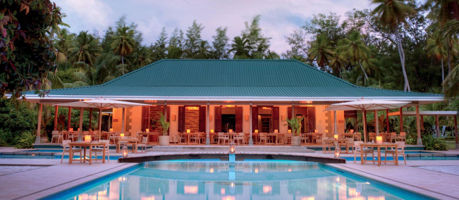 Hotel Desroches Island Resort Seychellen
