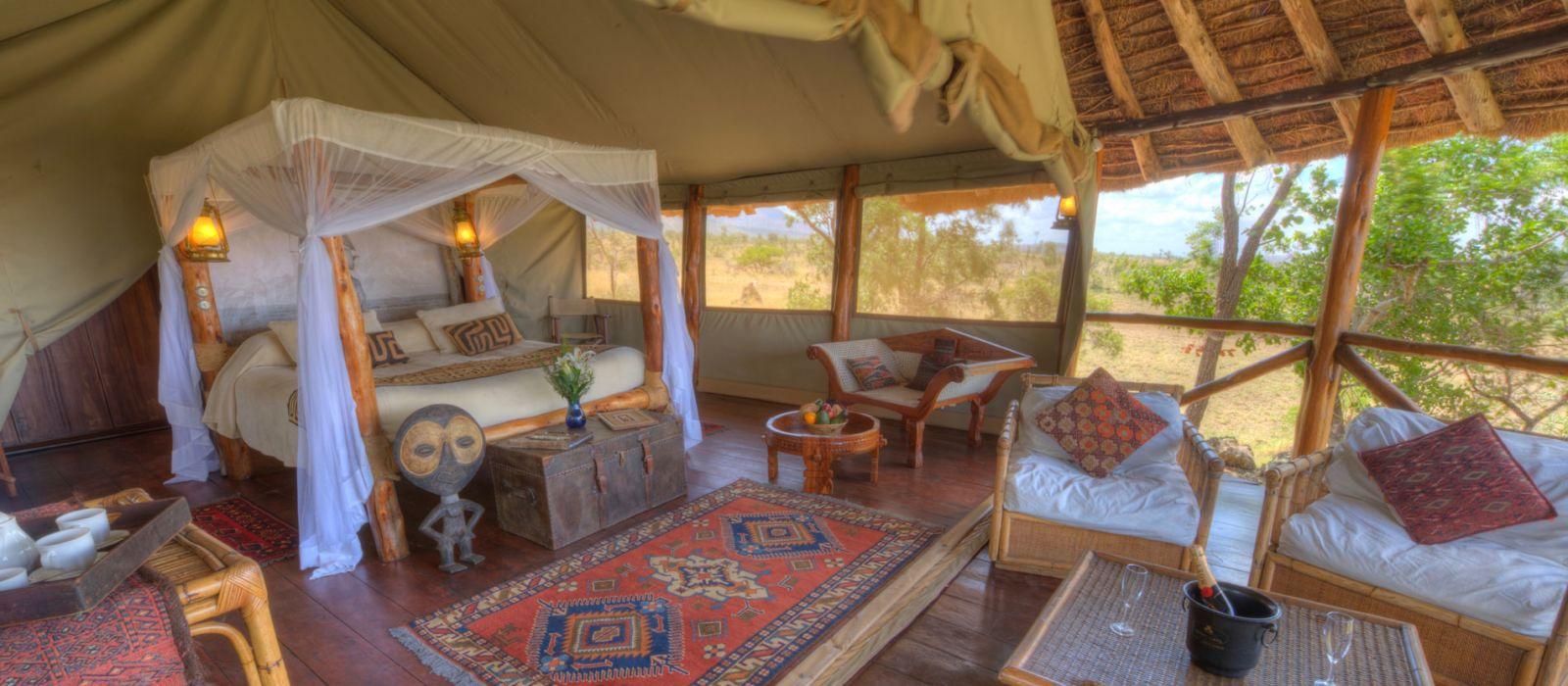 Hotel Campi ya Kanzi Kenya