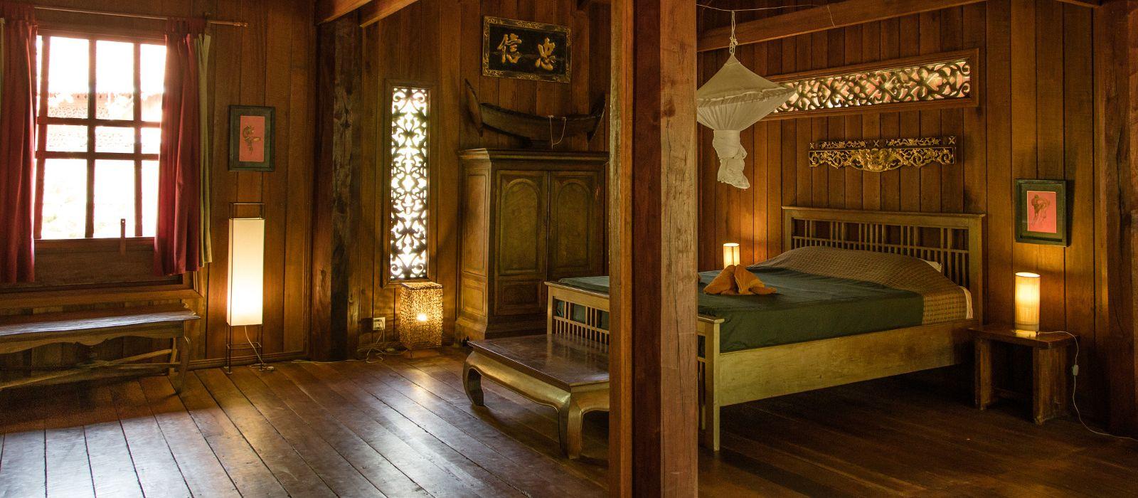 Hotel Rajabori Villas Resort Kambodscha