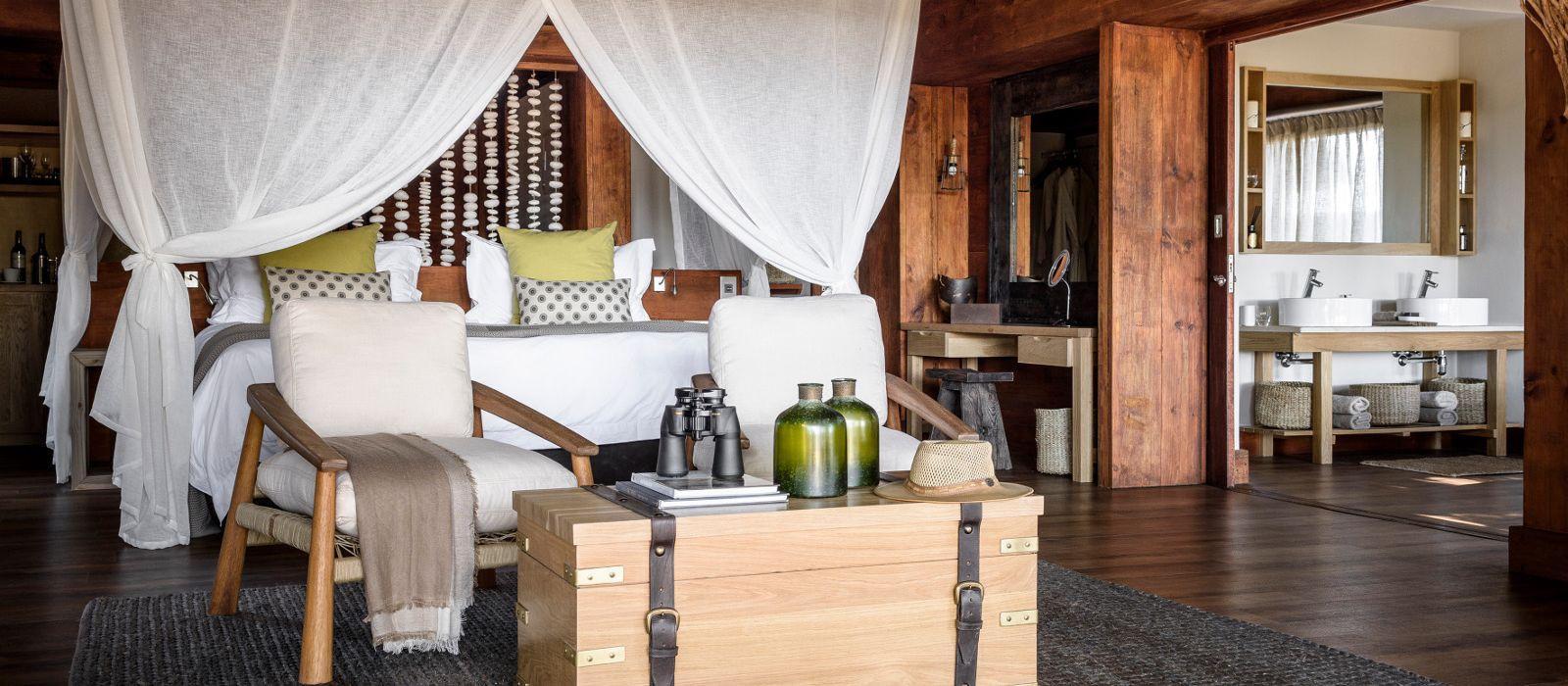 Hotel Sanctuary Chief's Camp Botswana