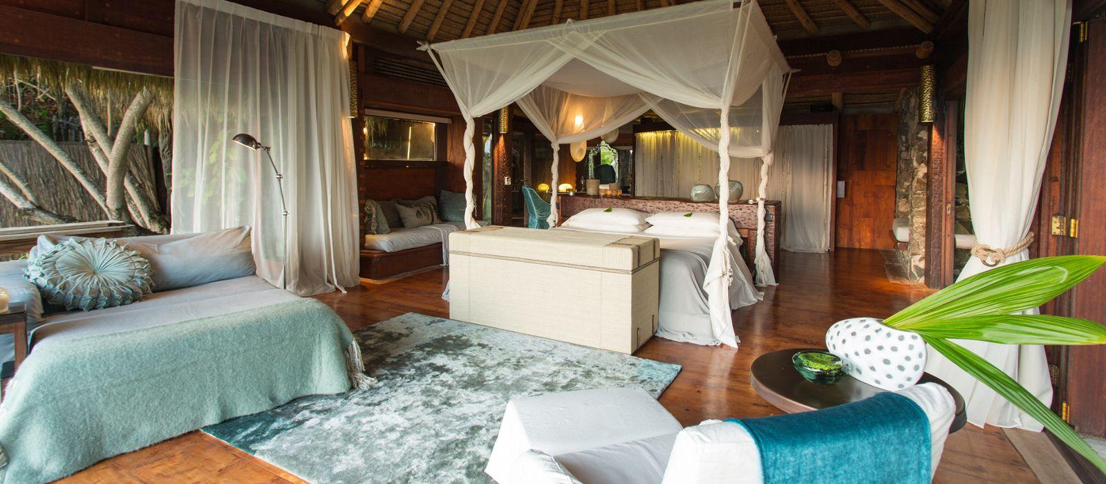 Hotel North Island Seychelles