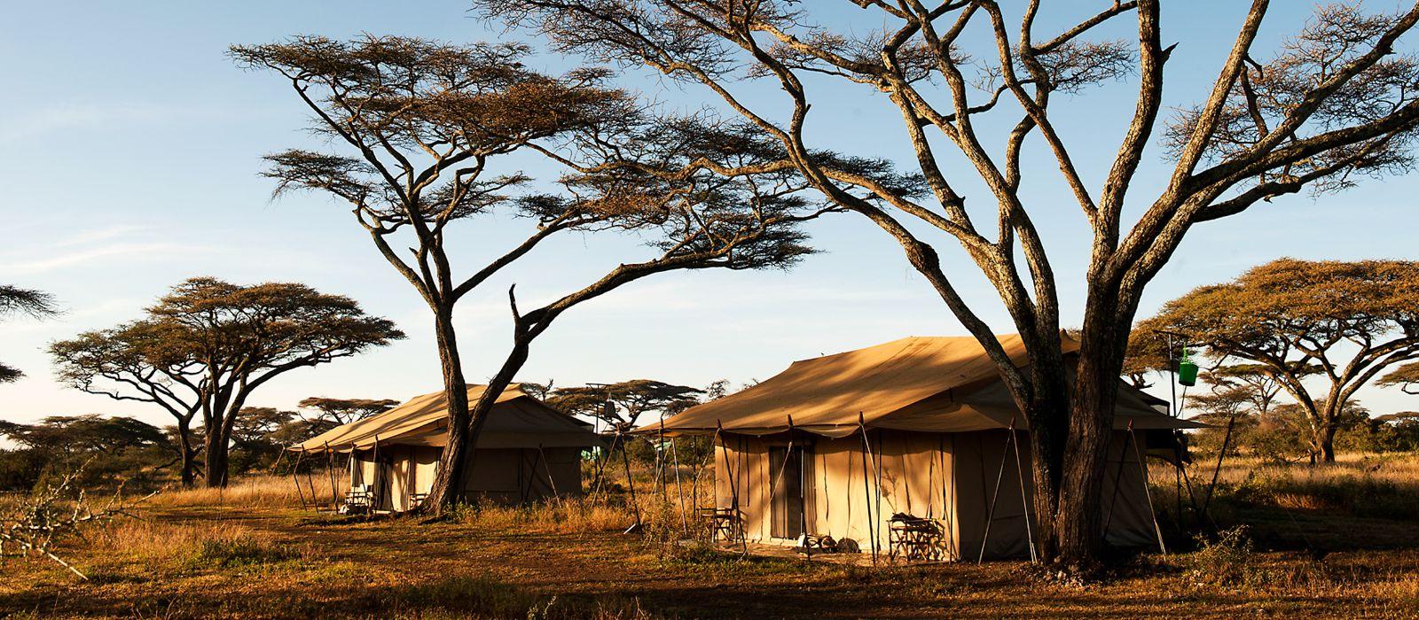 Hotel Mara Under Canvas Tanzania