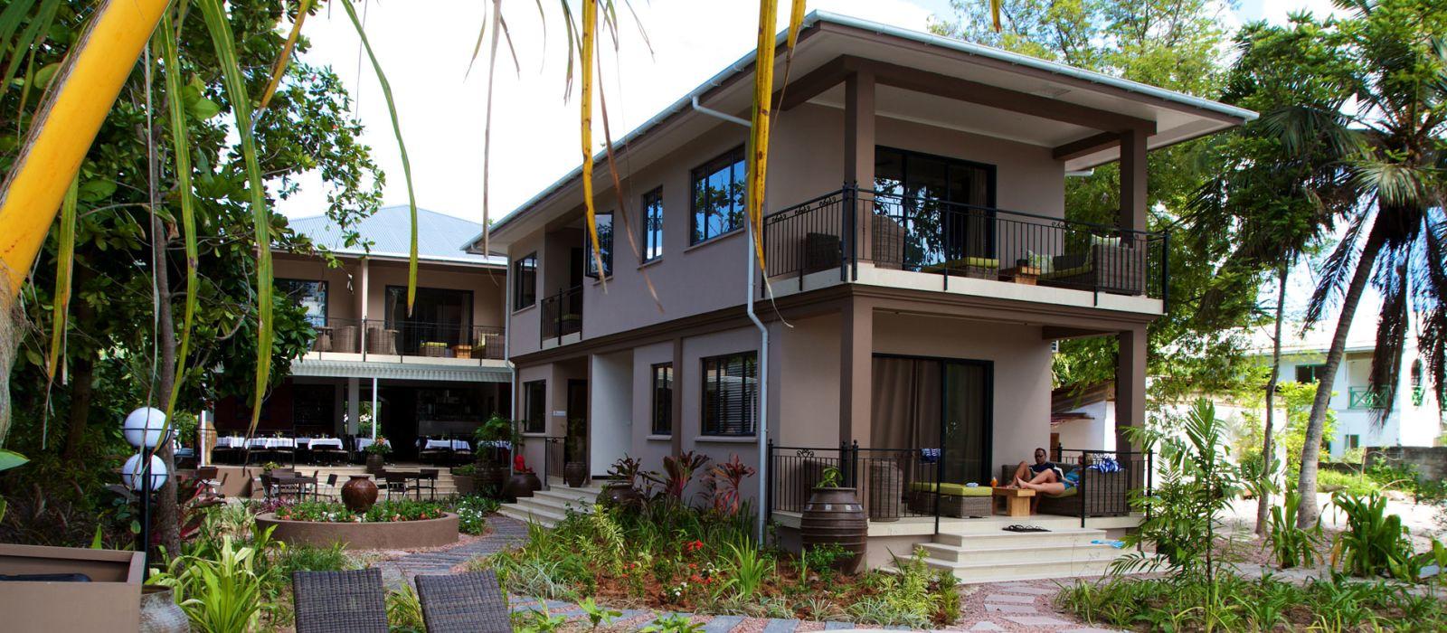 Hotel Le Repaire Boutique  & Restaurant Seychelles