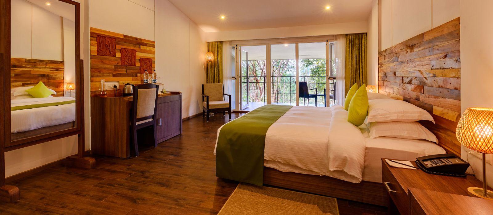 Hotel Wayanad Wild Südindien
