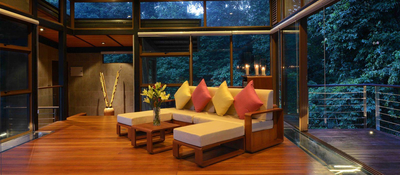 Hotel Borneo Rainforest Lodge Malaysia