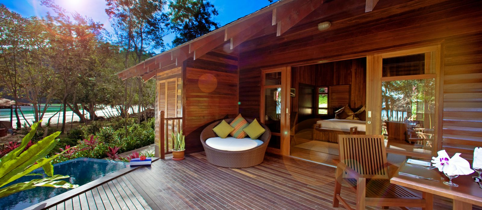 Hotel Bunga Raya Island Resort & Spa Malaysia