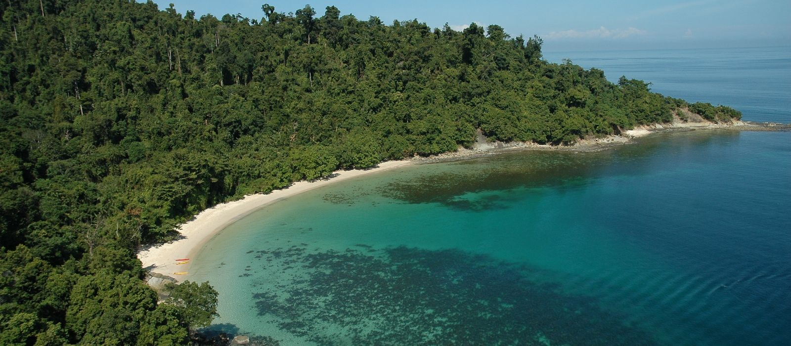 Reiseziel Kota Kinabalu Malaysia