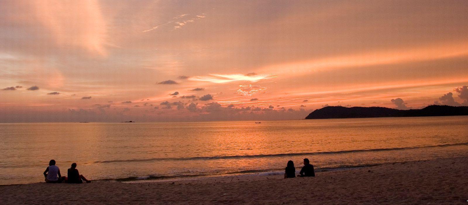 Reiseziel Langkawi Malaysia