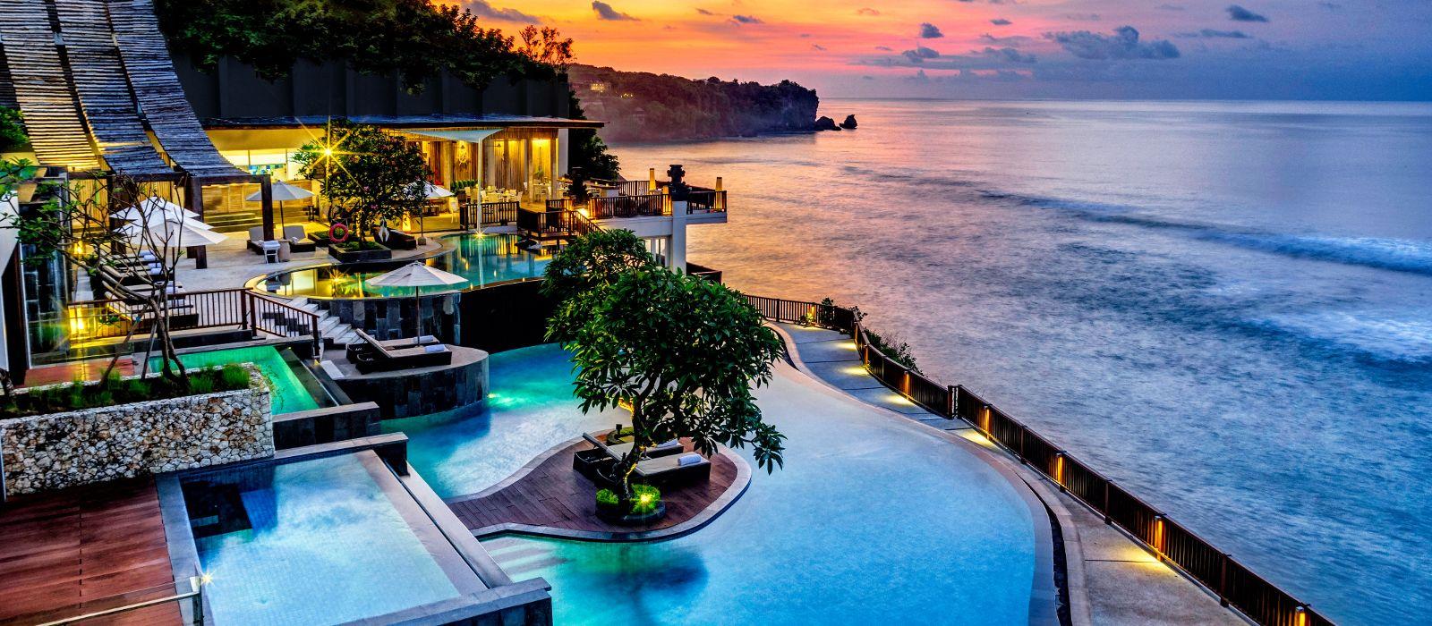 Hotel Anantara Uluwatu Bali Resort Indonesia