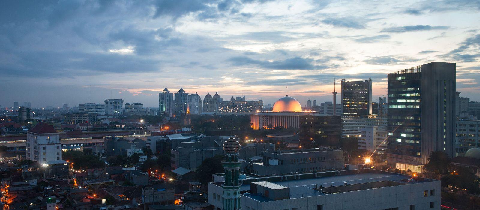 Hotel Alila Jakarta Indonesia