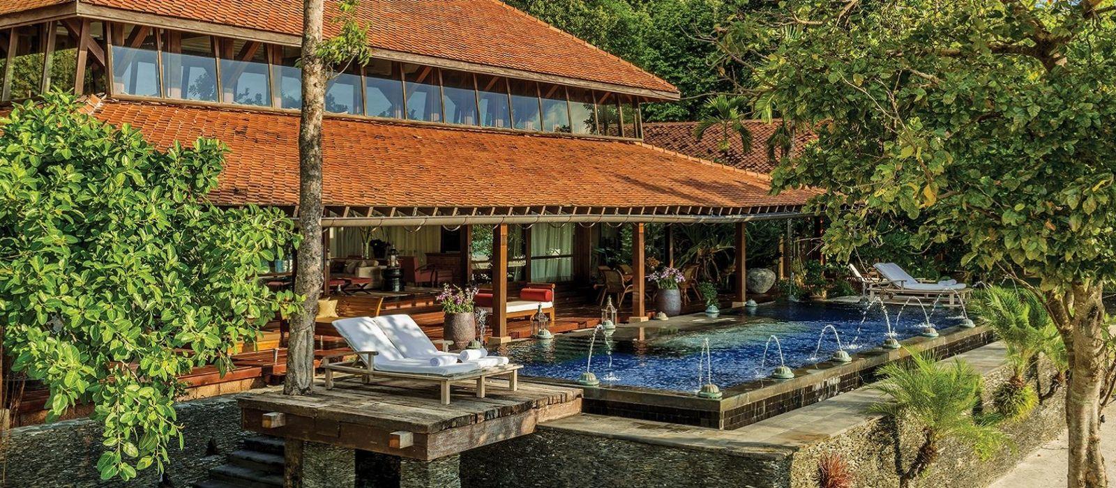 Hotel Four Seasons Resort Langkawi Malaysia