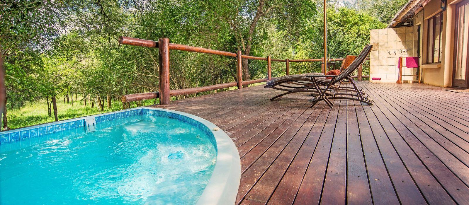 Hotel Shiduli Private Game Lodge South Africa