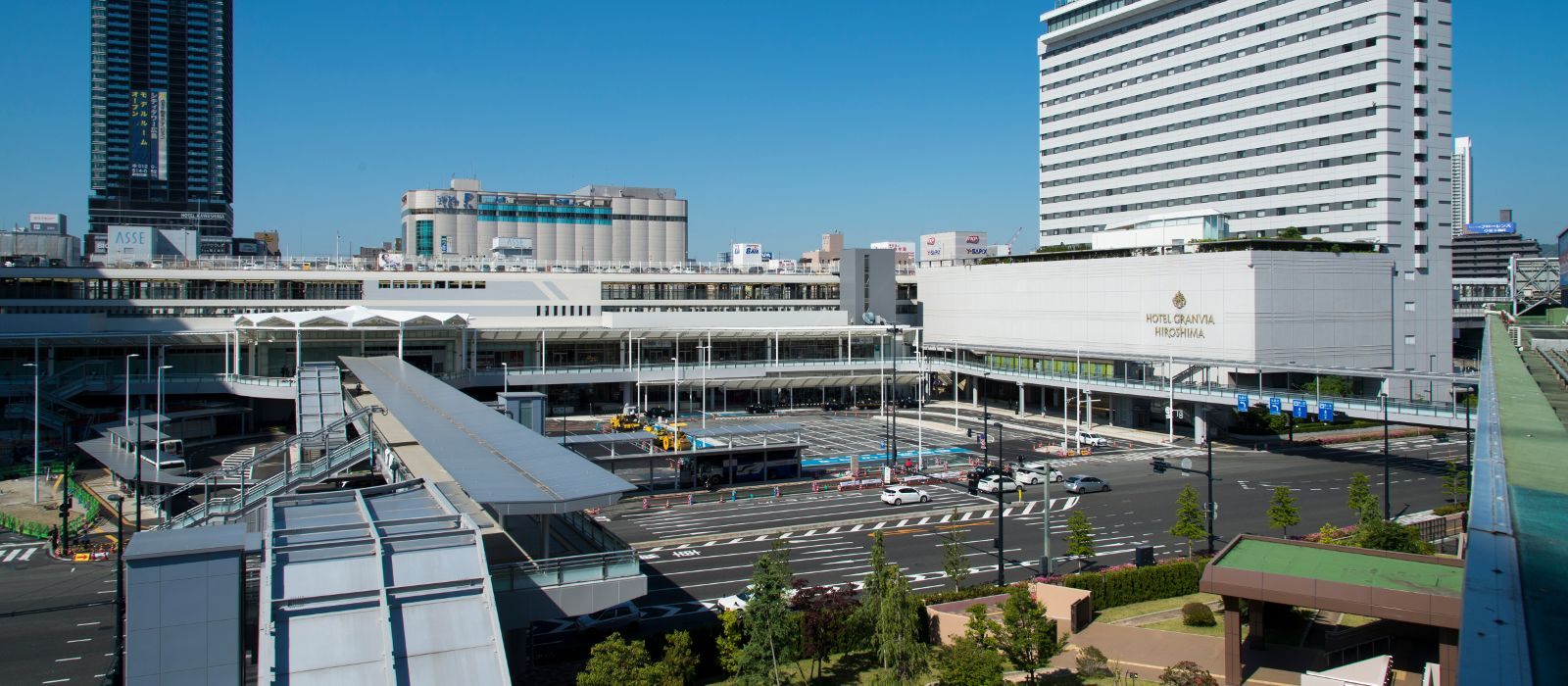 Hotel Granvia Hiroshima Japan