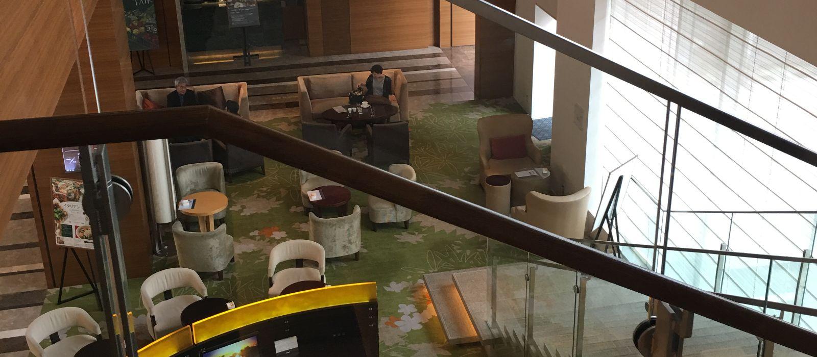 Hotel Sheraton Hiroshima Japan