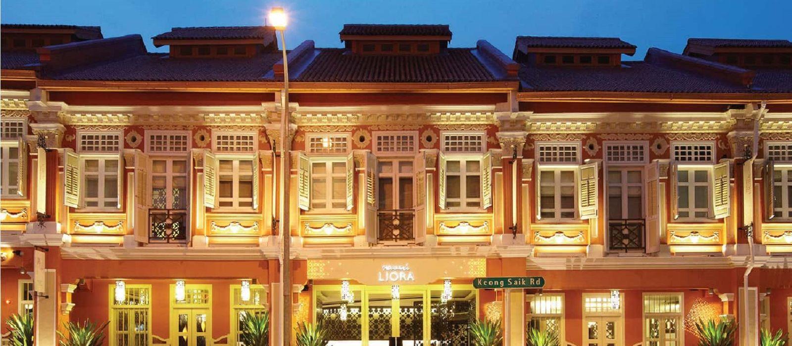 Hotel Naumi Liora Singapore