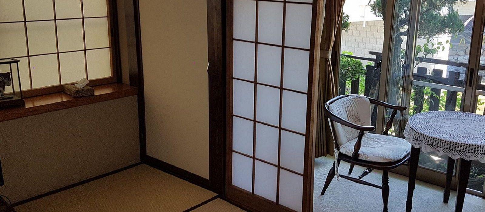 Hotel Sumiyoshi Ryokan Japan