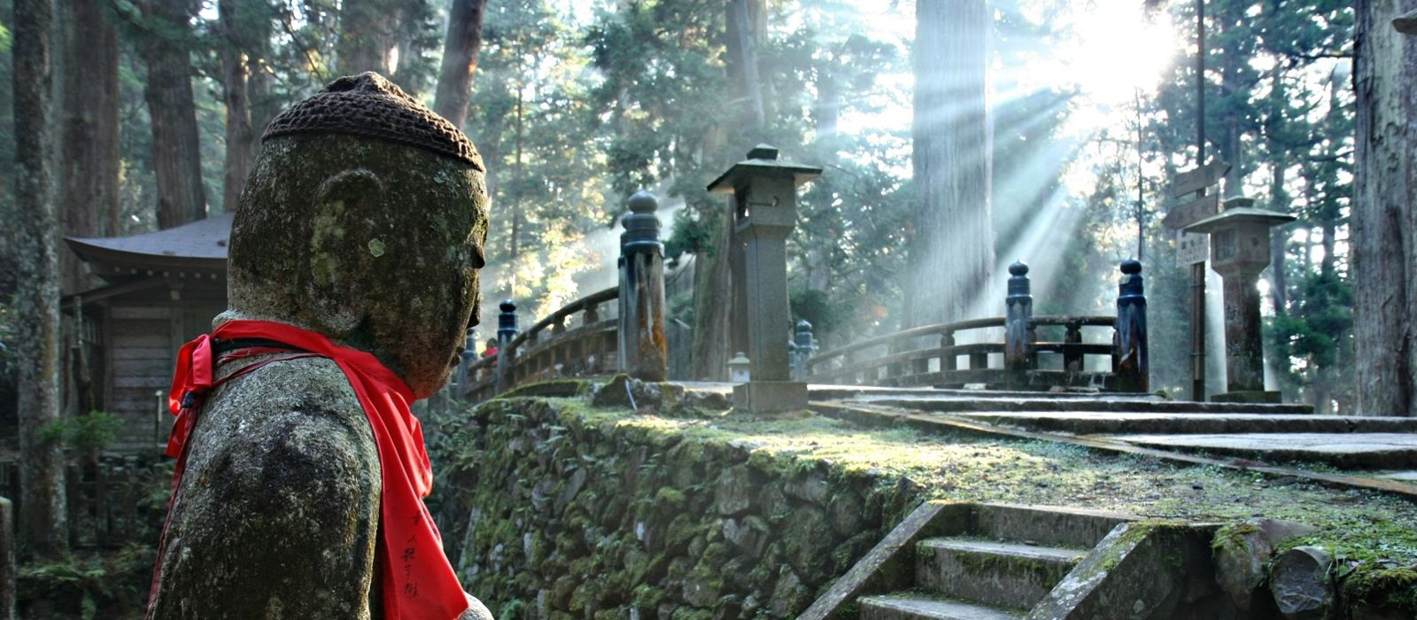 Auf den Spuren des Zen in Japan Urlaub 1