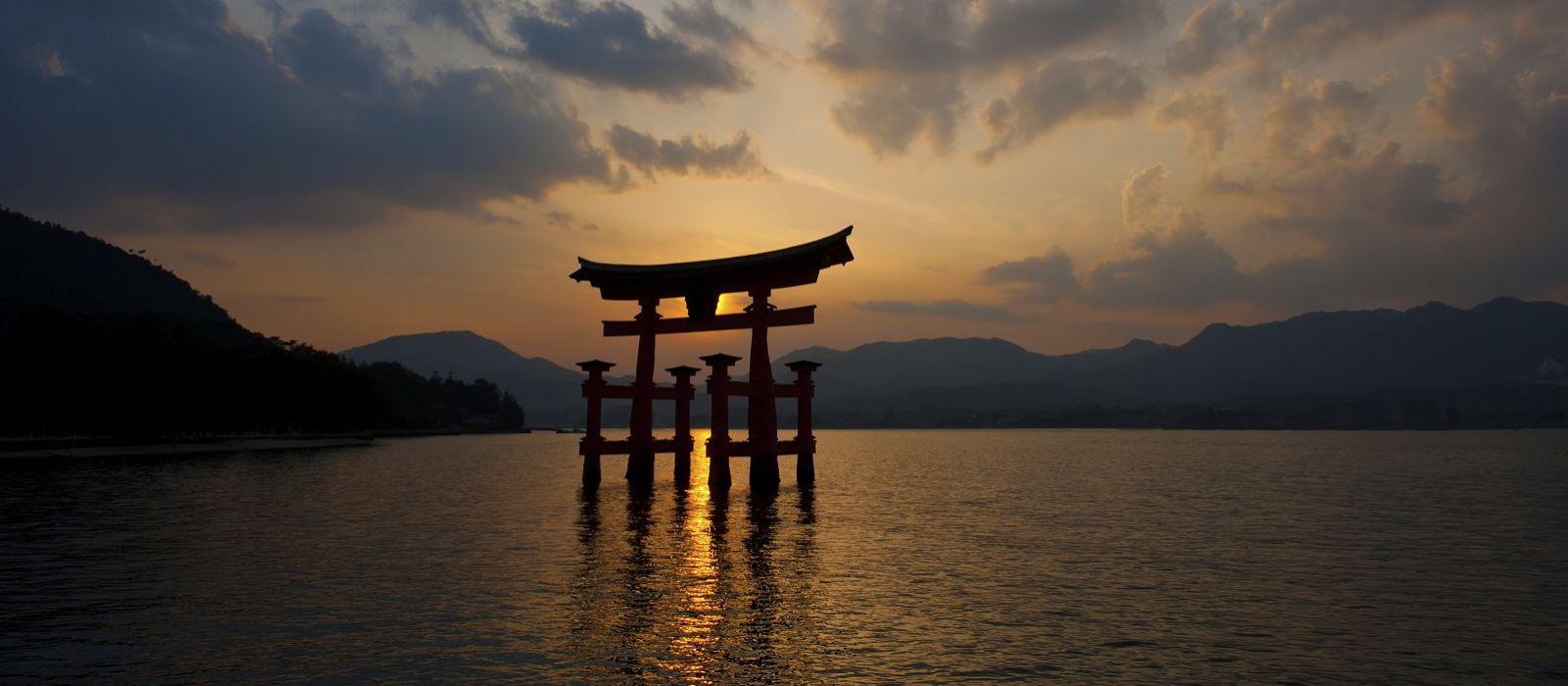 Kultur & Geschichte Japans Urlaub 1