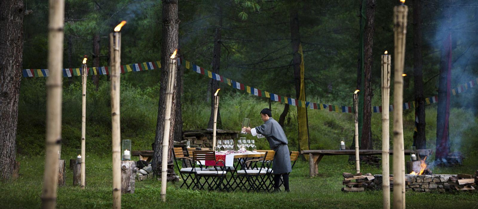 Exklusive Bhutan Luxusreise Urlaub 2