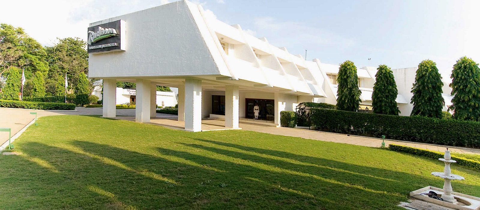 Hotel Radisson  Khajuraho Nordindien