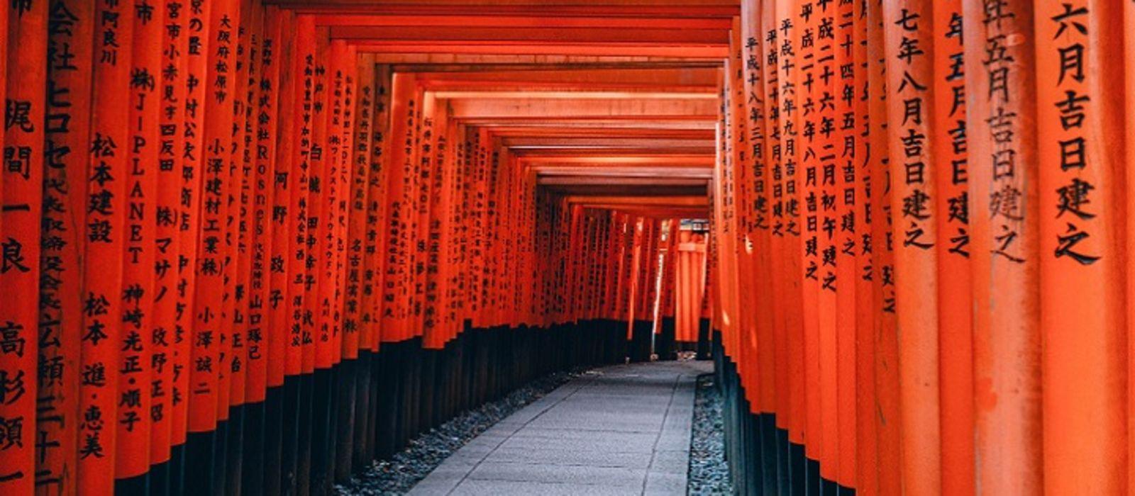 Historic Japan and Koh Samui Beach Escape Tour Trip 2