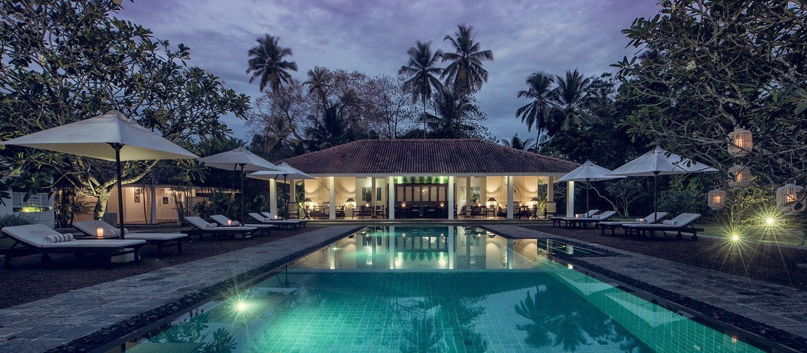 Hotel Taru Villas – Lighthouse Street Sri Lanka