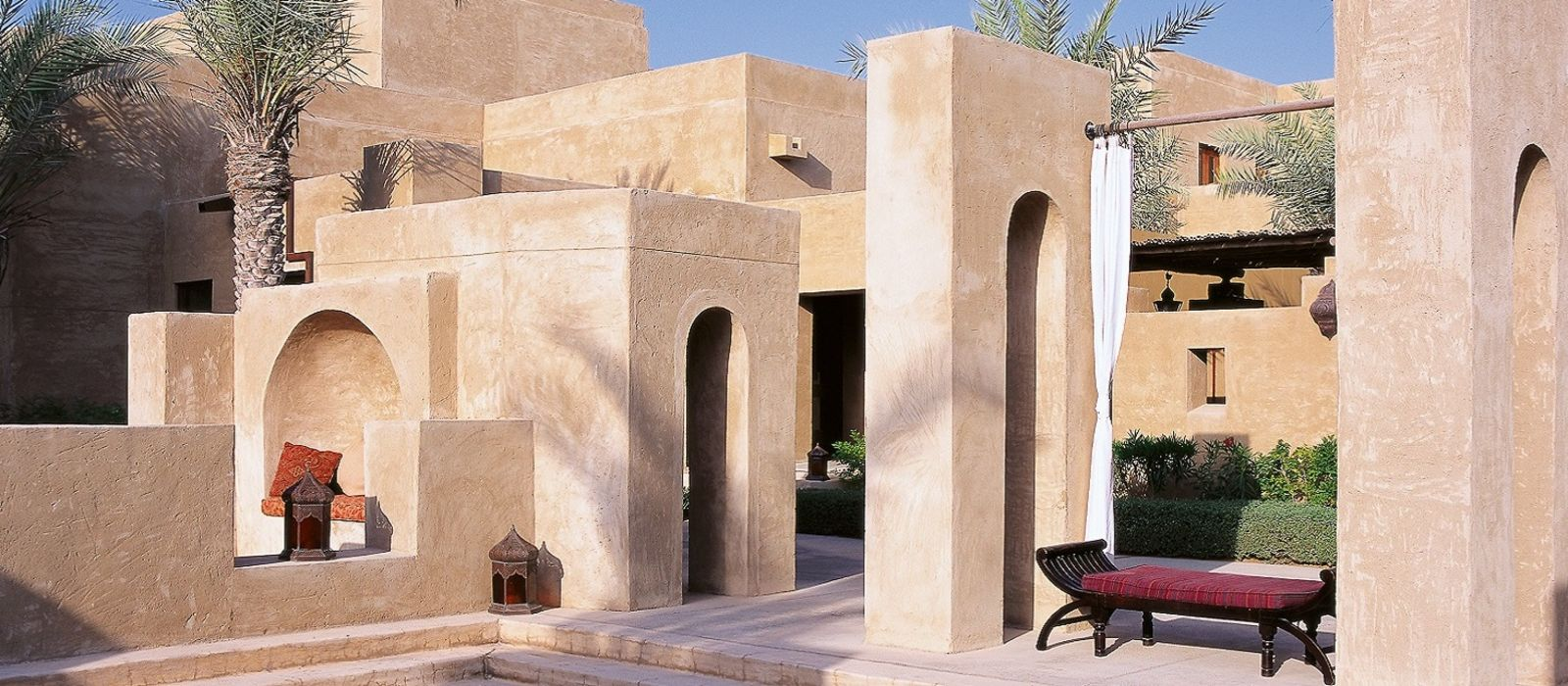 Hotel Bab Al Shams Desert Resort & Spa United Arab Emirates