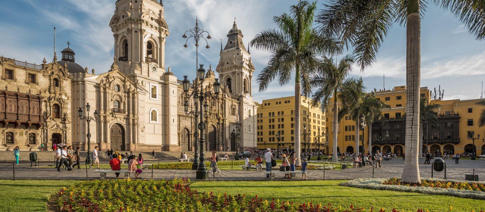Mystisches Peru – Vom Amazonas zum heiligen Tal der Inka Urlaub 4
