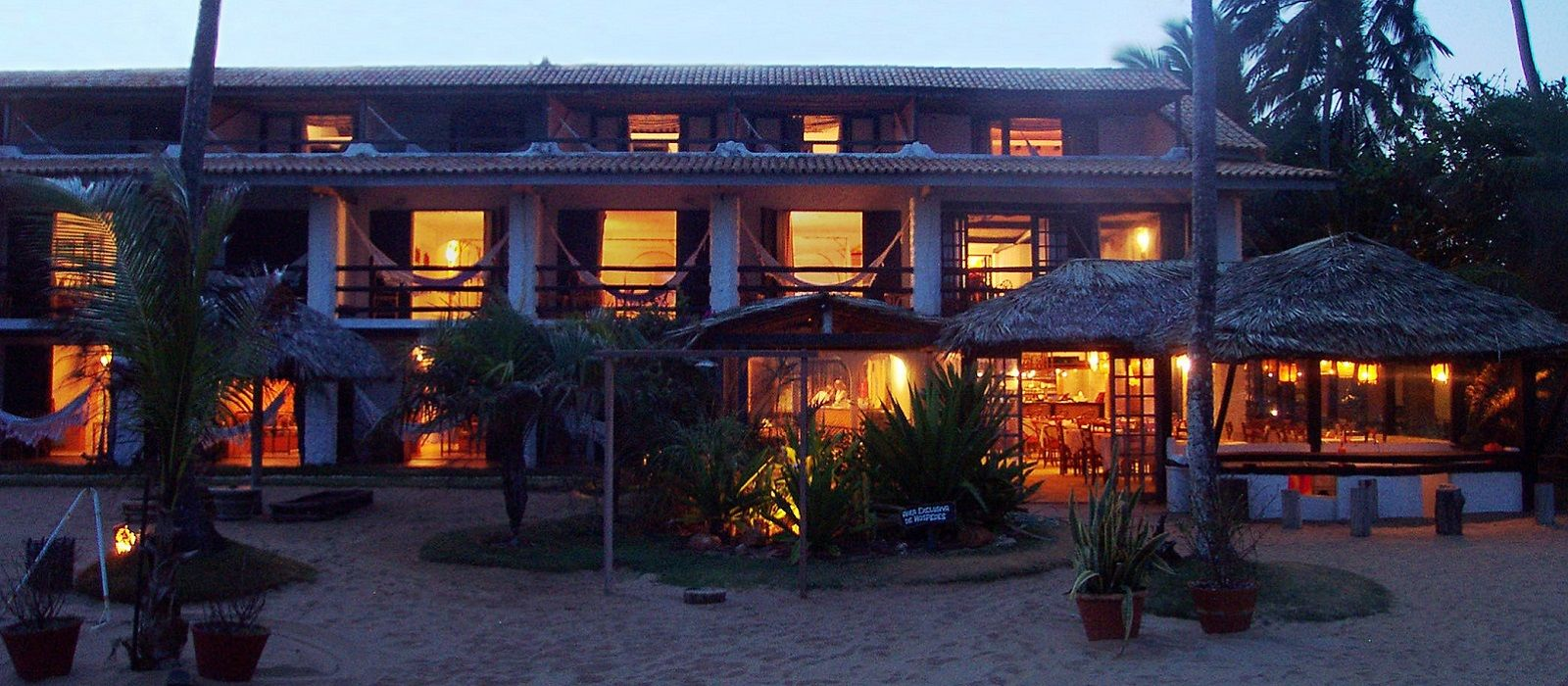 Hotel Porto da Lua Pousada Brasilien