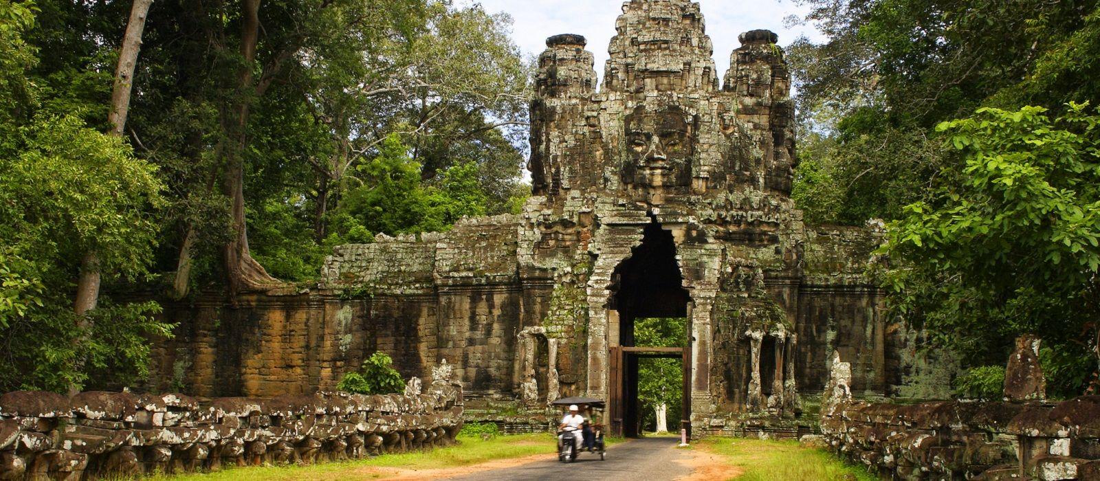 Kambodscha Kulturreise – Tempel, Geschichte und Strände Urlaub 2