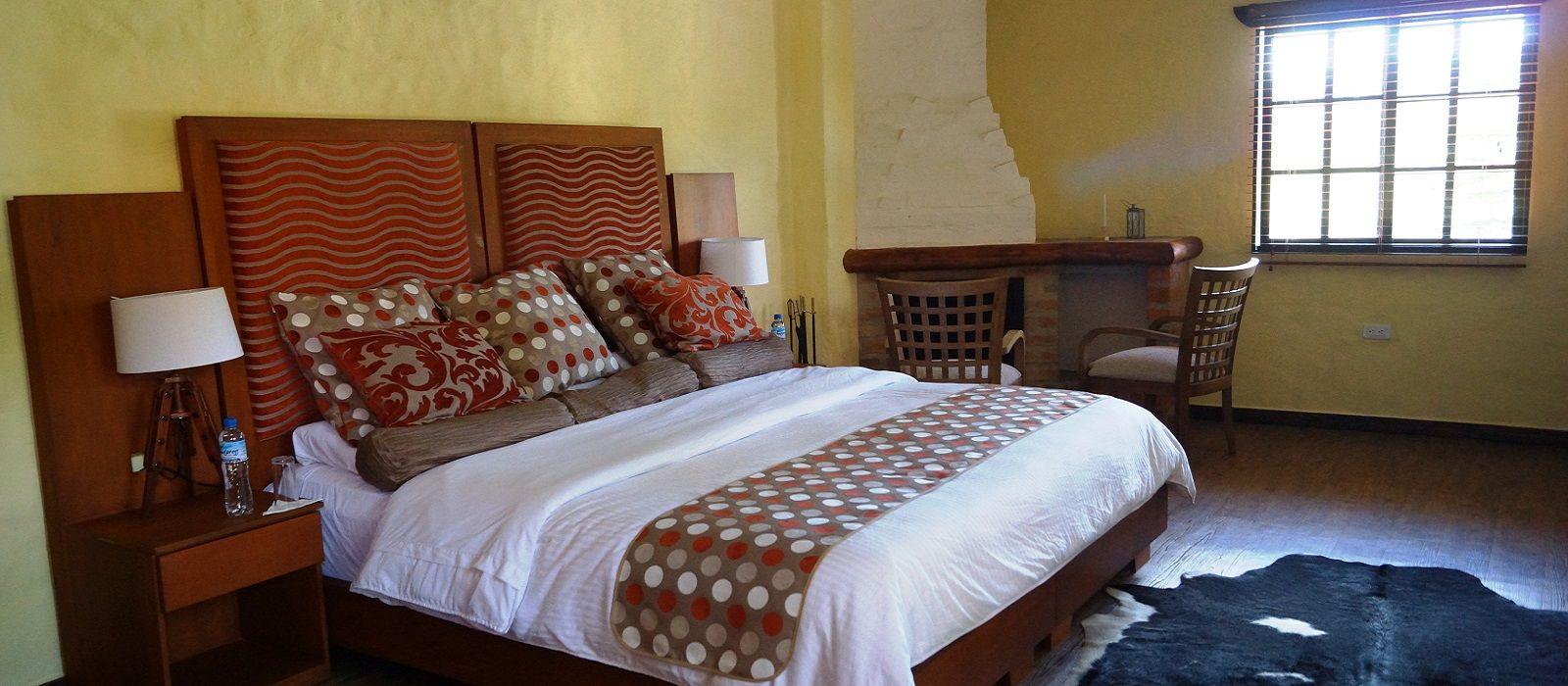 Hotel Monasterio San Agustin Colombia