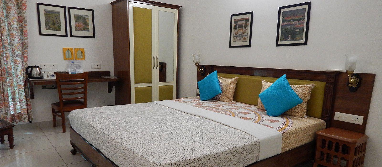 Hotel Das Coral Court Nordindien