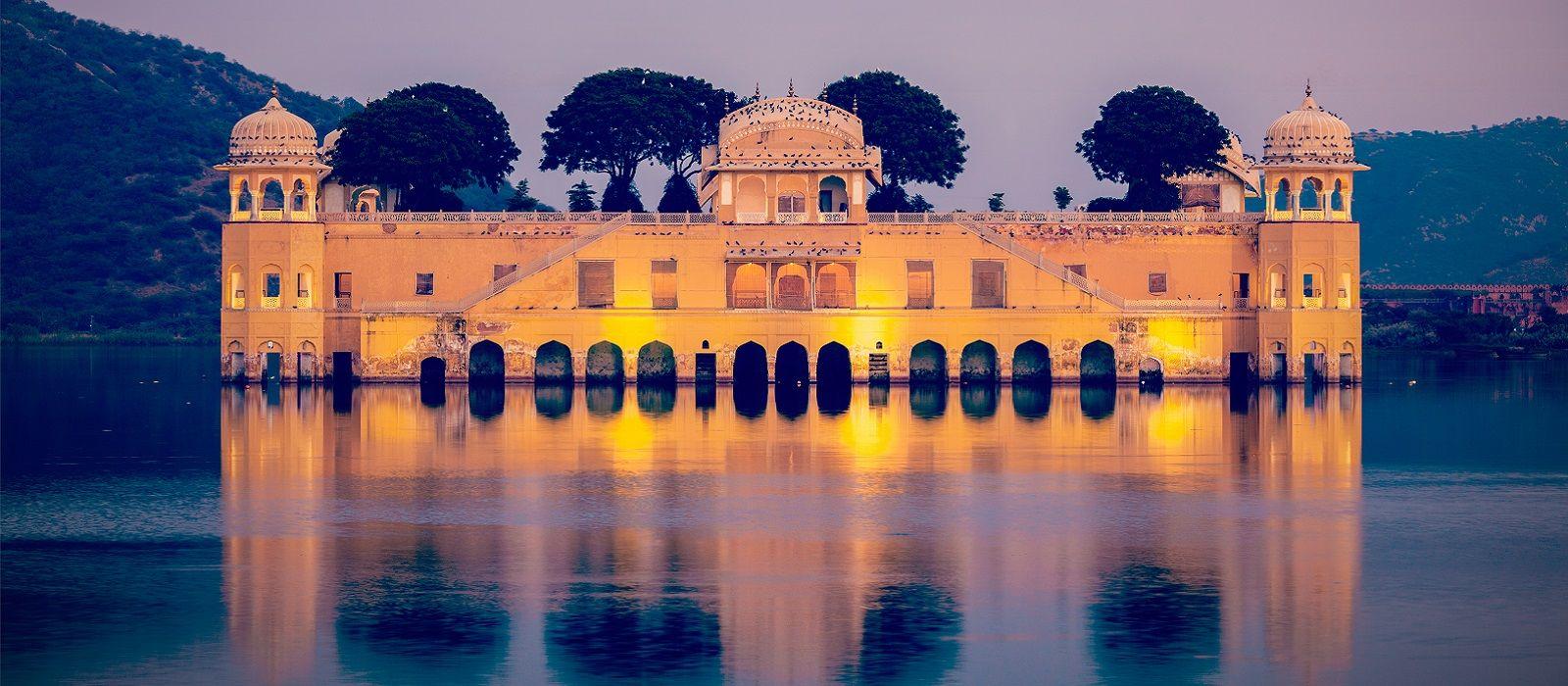 Luxuriöse Reise nach Indien: Bezaubernde Paläste und goldener Strand Urlaub 6