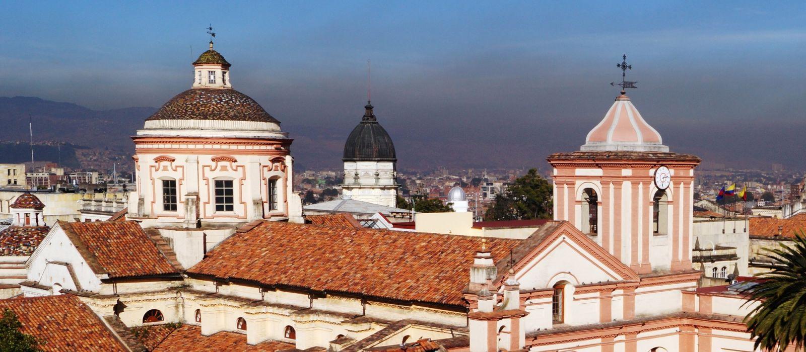 Kolumbien für Einsteiger Urlaub 4