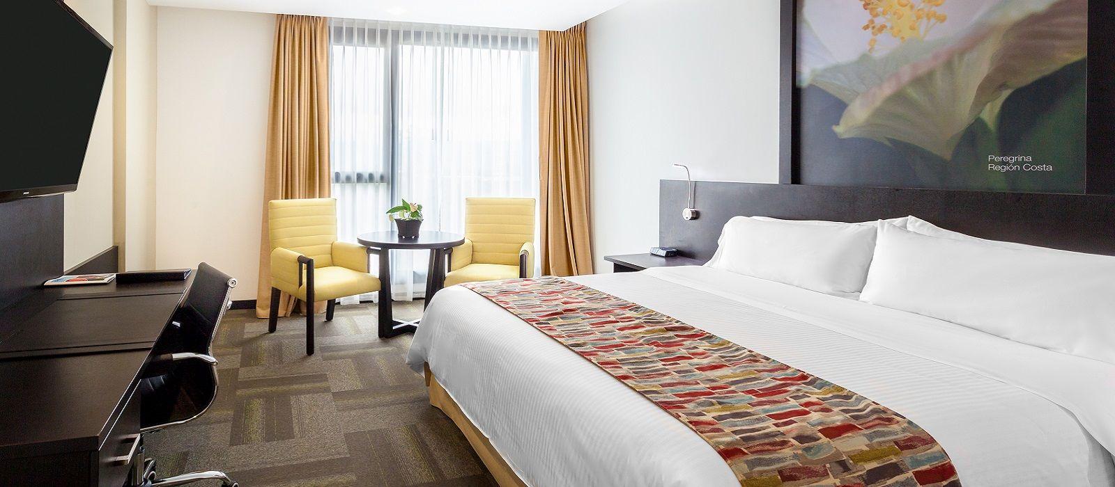 Hotel Wyndham Quito Airport Ecuador/Galapagos