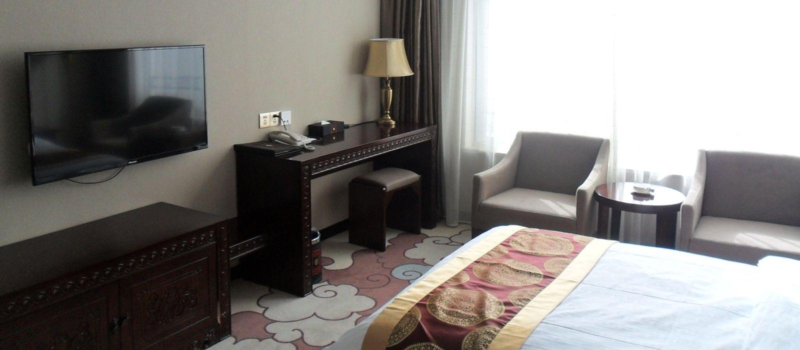 Hotel Tangka  Lhasa Tibet